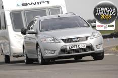 Ford Mondeo wins What Car? towcar title