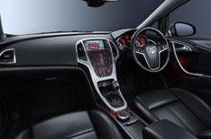 Inside Vauxhall's new Astra