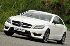 Mercedes CLS63 AMG reviewed