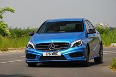 2013 Mercedes A-Class AMG Sport review