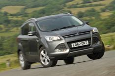 2013 Ford Kuga range review