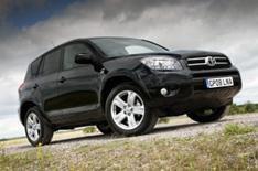 New sporty trim for Toyota RAV4