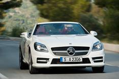 Mercedes SLK goes diesel