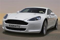 Aston Martin Rapide prices