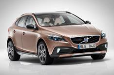 Volvo V40 Cross Country revealed