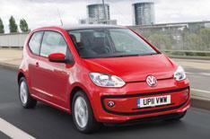 Volkswagen Up 1.0 60 PS review