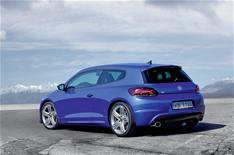 Golf R and Scirocco R on sale
