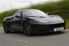 2012 Lotus Evora review