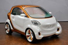 New Smart Fortwo due in 2014