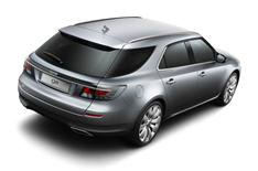 Saab's all-new 9-5 estate revealed