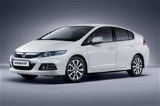 2012 Honda Insight revealed