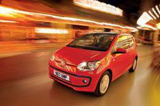 How to spec a VW Up