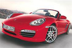 Porsche's new Boxster and Cayman