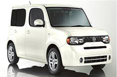 Nissan Cube to be sold in UK