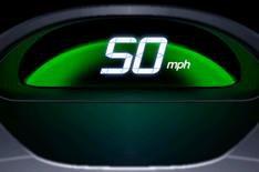 Honda Insight's fuel economy wizard