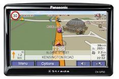 7th  Panasonic Strada CN-GP50N