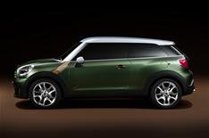 See the Mini Paceman on video