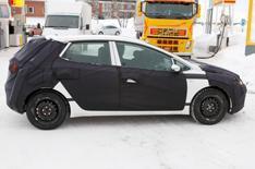 Small family cars: Kia - Mercedes