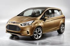 MPVs: Ford - Hyundai