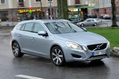 2013 Volvo V60 Plug-in Hybrid review