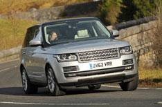 How to spec a 2013 Range Rover