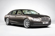 Bentley Flying Spur pictures leaked