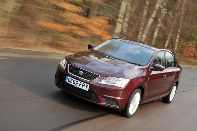 Deal of the Day: Seat Toledo