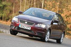 2013 Seat Toledo 1.2 TSI 85 review