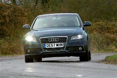 New engines for Audi A4 and A5
