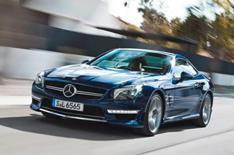 Mercedes-Benz SL65 AMG revealed