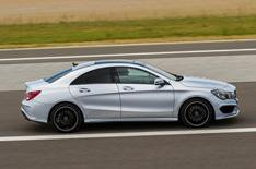 Mercedes CLA pricing announced