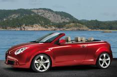 Alfa Romeo Mi.To blows its top