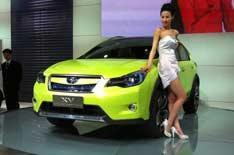 Subaru XV concept car
