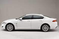 Jaguar XF gets upgrade for 2012