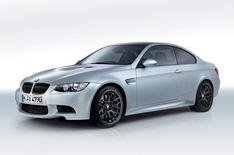 2012 BMW M3 Frozen Silver coupe launched