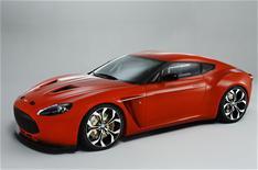 Aston V12 Zagato will be built