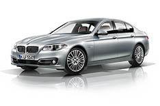 2014 BMW 5 Series revealed