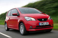 Seat Mii servicing deal