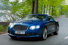 Bentley Continental GT Speed unveiled