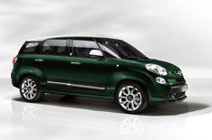 2013 Fiat 500L MPW revealed