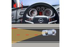 Vauxhall Insignia gets new safety system