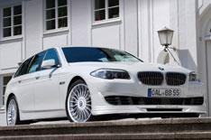 Alpina B5 Touring review