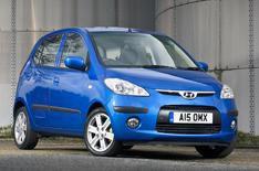 Are the Hyundai i10s brakes suspect?