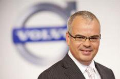 Volvo boss sets out new direction