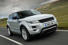 Range Rover Evoque 2.2 SD4 review