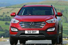 New 2012 Hyundai Santa Fe review