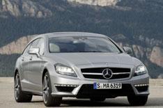 Mercedes CLS 250CDI Shooting Brake test