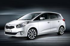 Kia Carens reader preview video