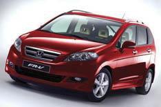 Honda FR-V to be phased out