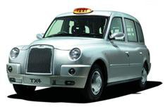 London taxis bursting into flames